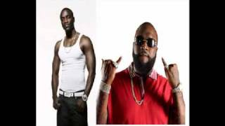 Akon feat. Rick Ross - Give It To