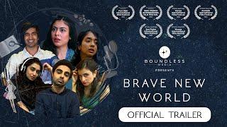 Brave New World   Official Trailer I A Boundless Media Original Series I 2021