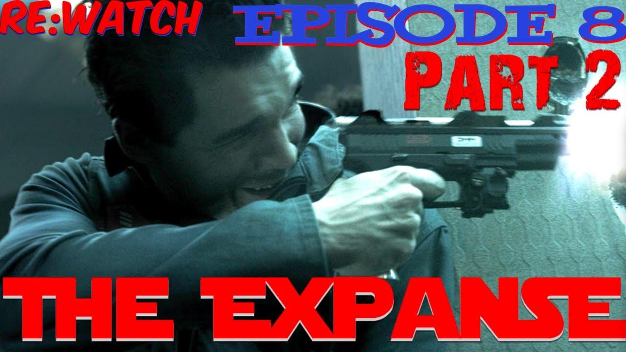"Download Re:Watch   The Expanse Season 1 EPISODE 8 - ""Salvage""   S01E08 Full Episode Recap/Review {Part 2}"