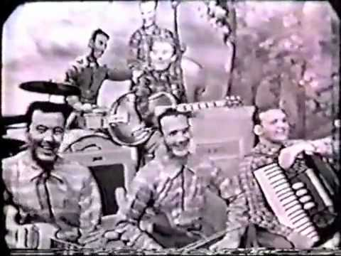 Red Foley and the Crossroads Boys - Ozark Jubilee ca.1949?
