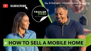 How To Sell A Mobile Home Fast! (3 Strategies For Investors)