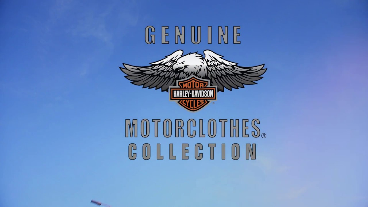 2810d5e02193b Harley Davidson Genuine Motorclothes Collection 2018~2019 - YouTube