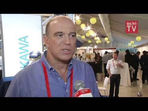 Arik Dan, Yaskawa Israel at New-Tech MOTION CONTROL & POWER SOLUTIONS 2013