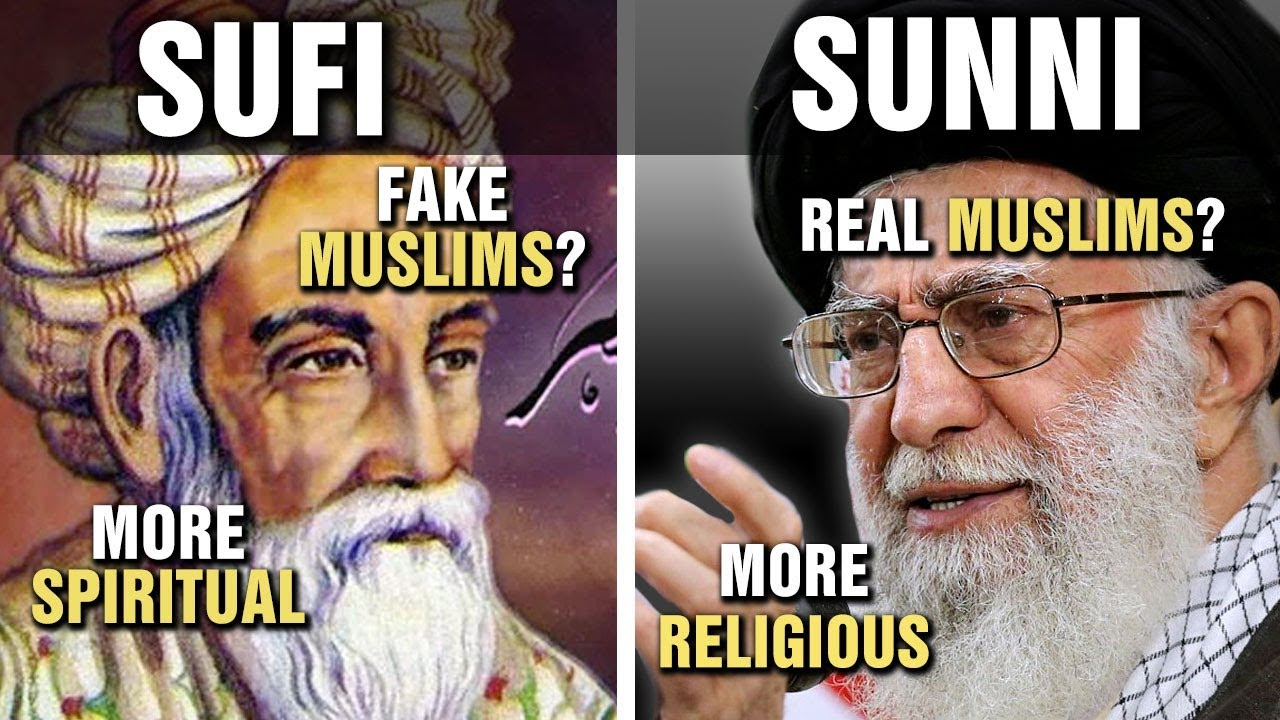 Download The Differences Between SUFI ISLAM and SUNNI ISLAM