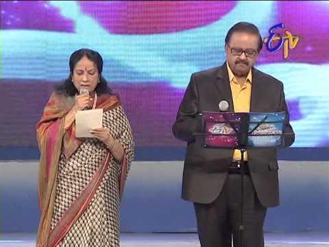 Swarabhishekam - S. P. Balu & Vani Jayaram Performance - Nena Padana Pata Song - 29th June 2014