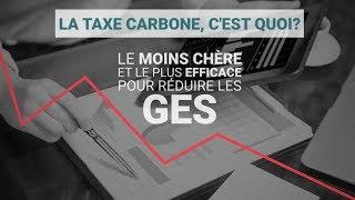 En profondeur : La taxe carbone, c'est quoi?