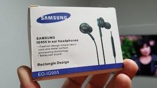 Наушники Samsung AKG EO-IG955 ► оригинал или подделка?