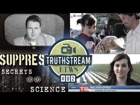 Truthstream News 2: Diet, Injections, and Injunctions