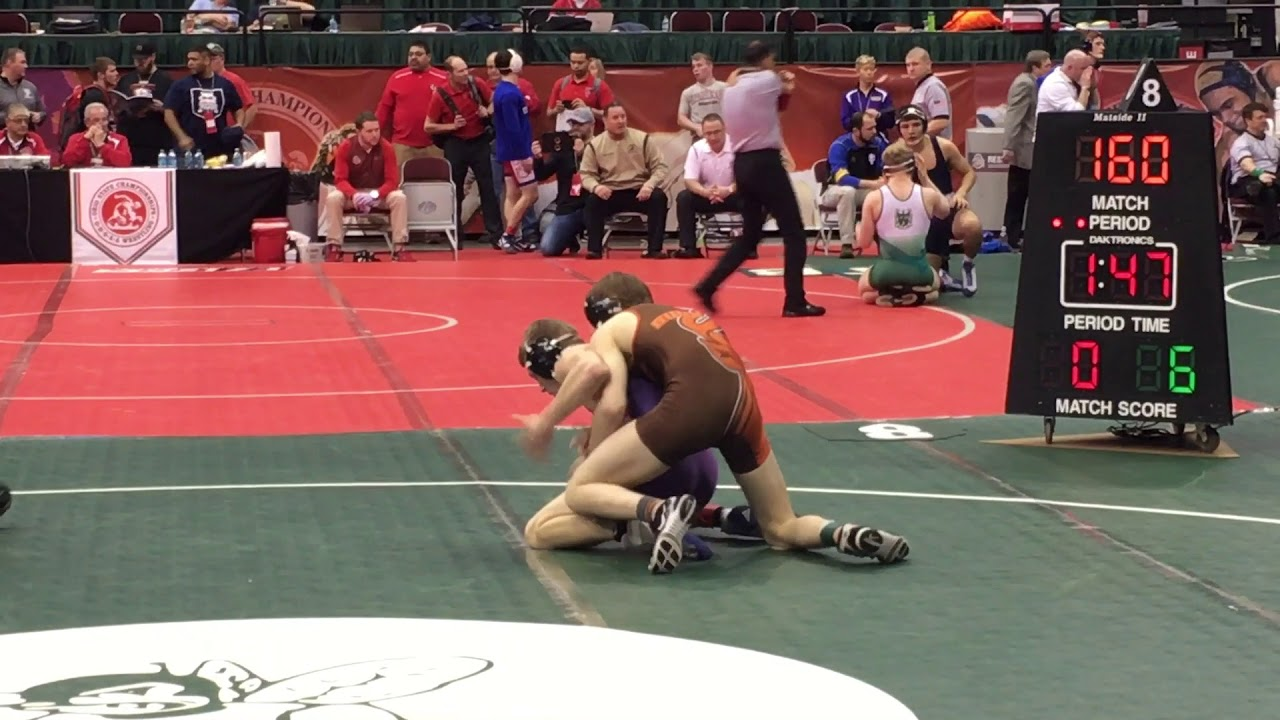 Buckeye s Mike Clark on quest for redemption at state
