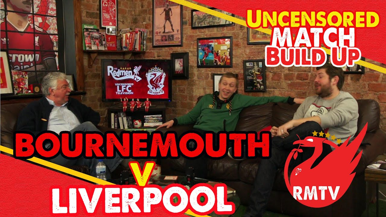 Liverpool Vs Bournemouth Totalsportek: Uncensored Match Build Up Show
