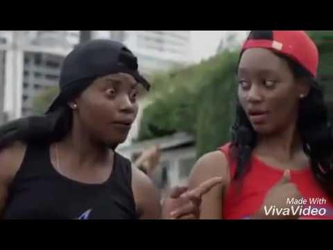 Abby skills ft Alikiba AVELINA  (officially video)