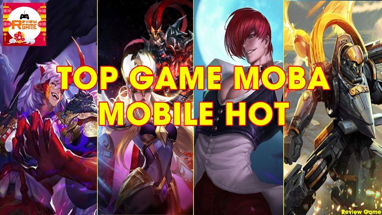 [Review Game] – TOP 10 Game MOBA Mobile Hay Và HOT Nhất, Lượng Người Chơi Đông Đảo & Đồ Họa Ấn Tượng