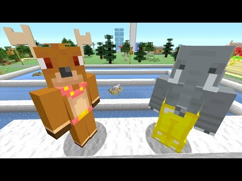 Minecraft Xbox - Bouncing Boats [497]
