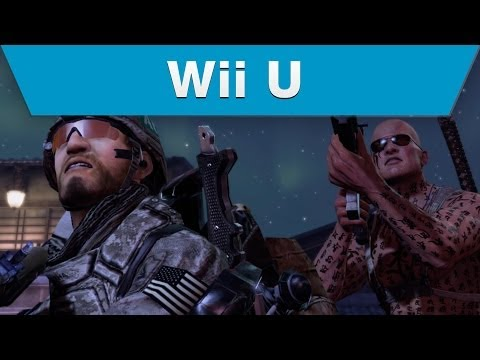 Wii U - Devil's Third E3 2014 Trailer