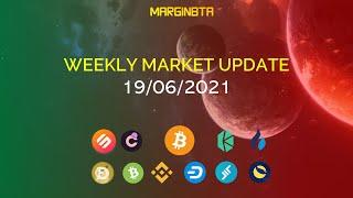 Giá Bitcoin sụt giảm 6000$, trader hay holder nên làm gì tiếp theo? - Cập nhật phân tích 19/06