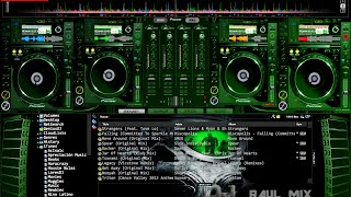 mix de musica electronica hiphop trival y by dj raul and freins djs