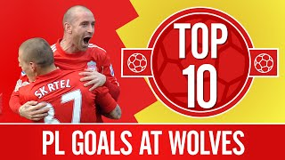 Top 10: Liverpool's best Premier League goals at Wolves | Firmino, Torres & a special volley!