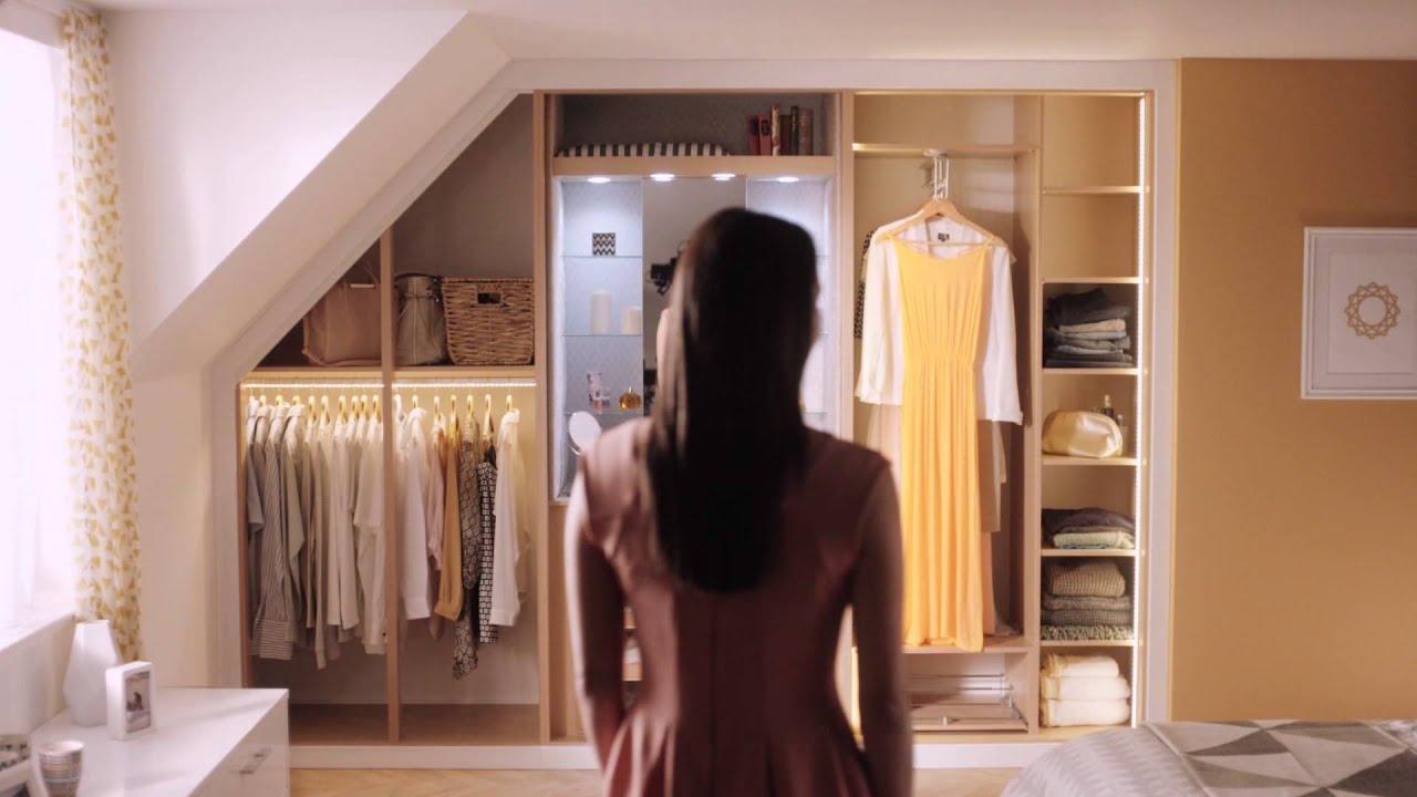 storage solutions sharps bedrooms youtube. Black Bedroom Furniture Sets. Home Design Ideas
