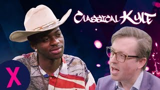 Lil Nas X Explains 'Old Town Road' To A Classical Music Expert | Classical Kyle | Capital XTRA