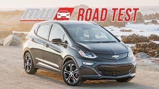 Road Test: 2017 Chevrolet Bolt - EVery Day
