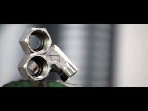 Lubo Lubrication   stainless steel   galling   solution for hydraulics