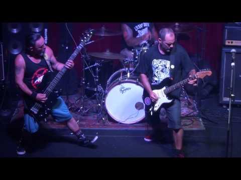 The Mullet Monster Mafia - Surf 'n' Goat - Psycho Carnival - Jokers - Curitiba - Brasil - 26/2/2017