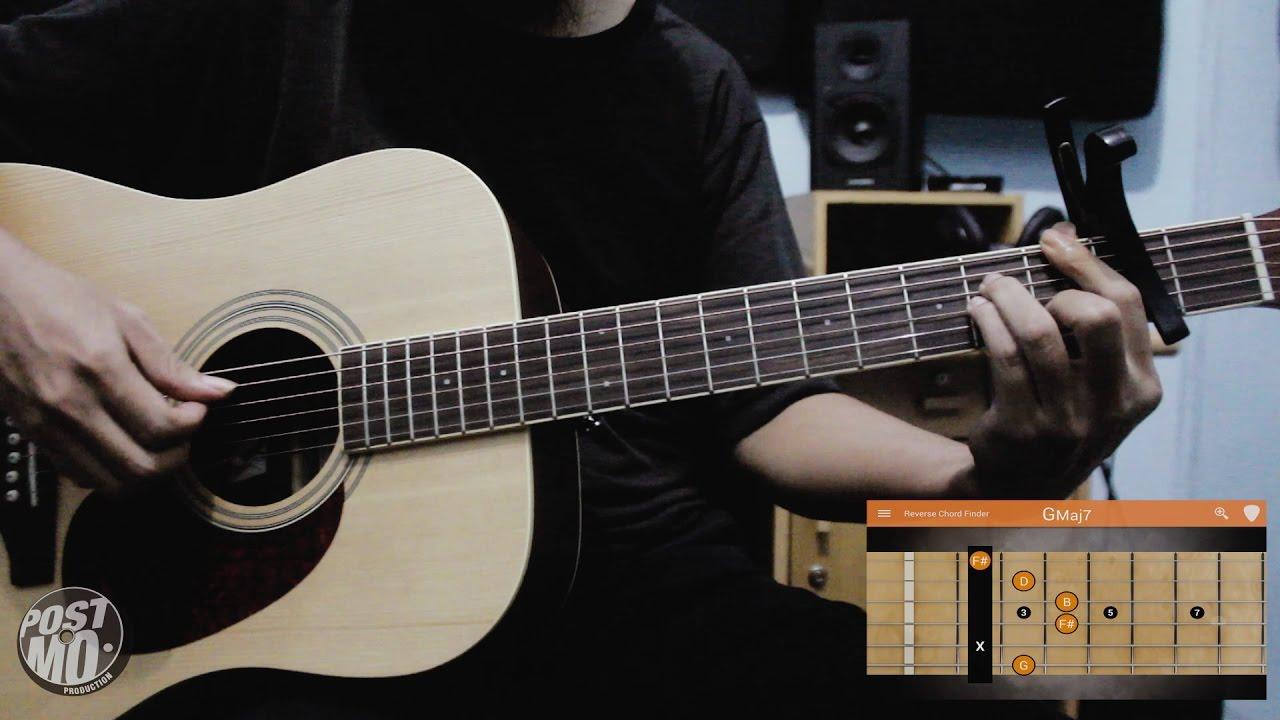 Too Good To Say Goodbye Bruno Mars Guitar Tutorial Youtube