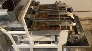 Линия производства сухариков