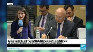 Michel Sapin dévoile la feuille de route budgétaire 2015 - 2017