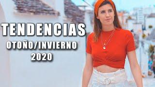 30 TENDENCIAS OTOÑO INVIERNO 2020 | Qué se usa y Cómo?!