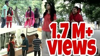Repeat youtube video Bangla New Prank Video 2016 ( When Cute Girls Calling Aunty ? )