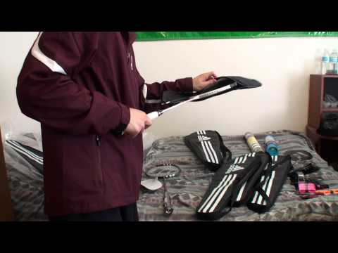 Adidas Badminton Unboxing Video