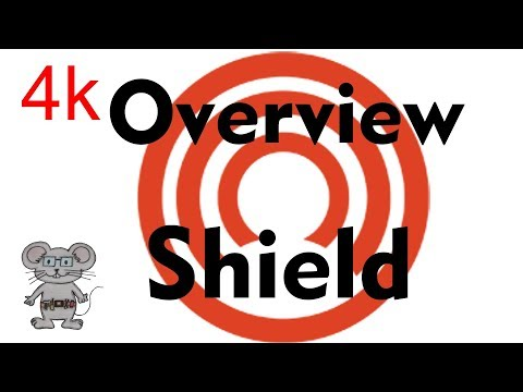 Overview of Cloakcoin's shield in 4K
