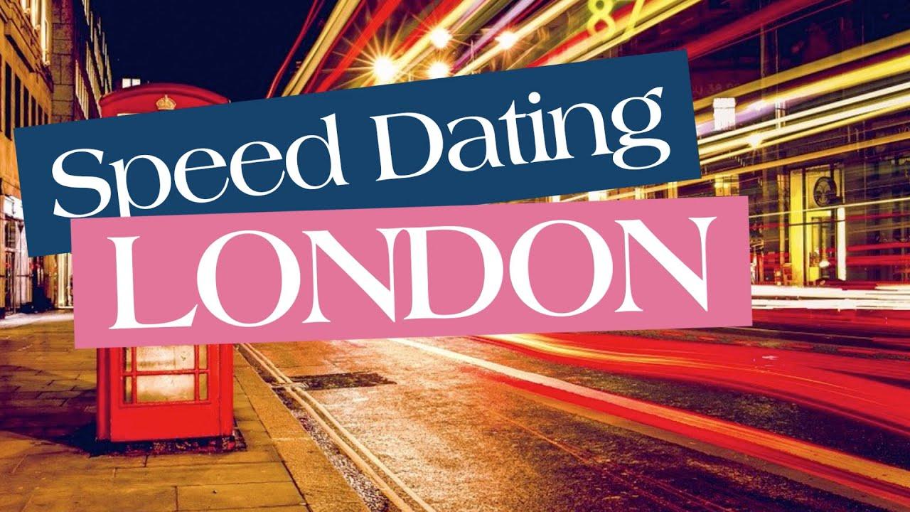 speed dating liverpool street londra
