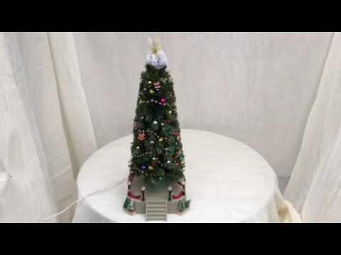 Lemax Fiber Optic Musical Christmas Tree