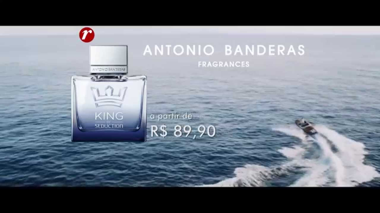 Perfumaria Antonio Banderas Of RennerKing Seduction FJlK1c