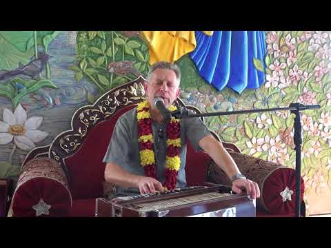 Шримад Бхагаватам 1.2.8 - Враджендра Кумар прабху