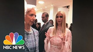 French Government Posts Video Of Ivanka Trump At G-20 Summit | NBC News