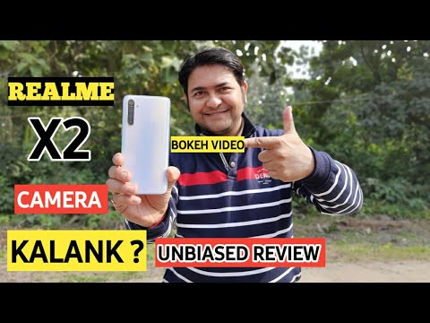 Realme X2 Camera Ke Naam Pe KALANK ? Realme X2 Camera Review In Hindi | Realme X2 Bokeh Video |