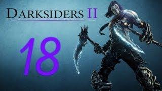 Прохождение Darksiders 2 Часть 18 (Город мертвых)
