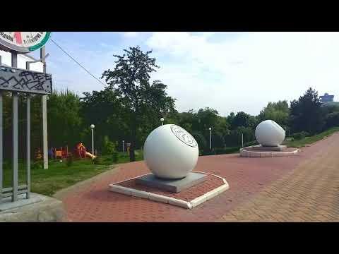 Прогулка по Брянску.