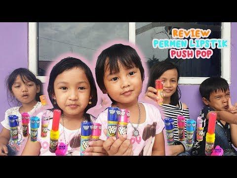 review-lipstik-push-pop-candy-|-permen-lipstik-lucu-|-permen-unik