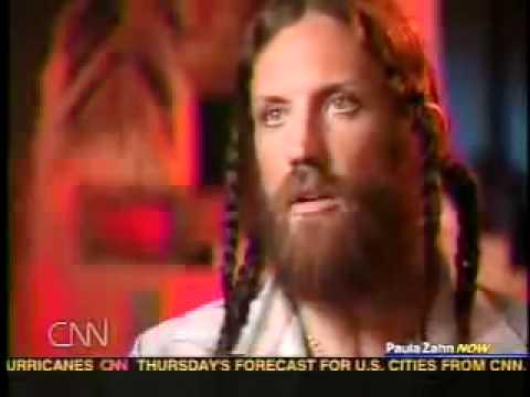 "Brian ""Head"" Welch - Testimony - Korn to Jesus - CNN Interview"