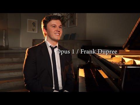 OPUS 1 - Debut CD - Frank Dupree
