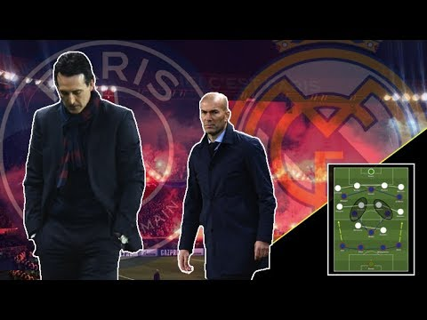 My Hardest Video Ever   PSG-Real Madrid 2nd Leg Tactical Analysis