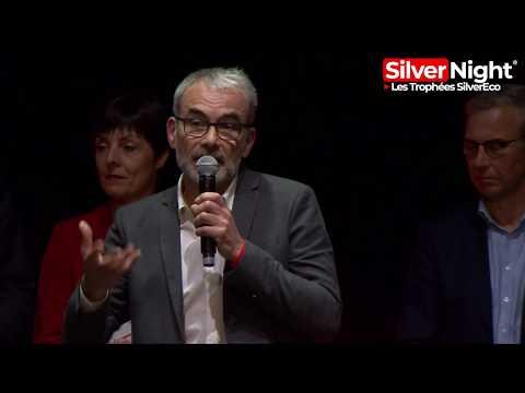 """Lauréat 2019 des Trophées #SilverEco / SilverNight : """"EOVI MCD Santé et Services"""" (prix des seniors)"""