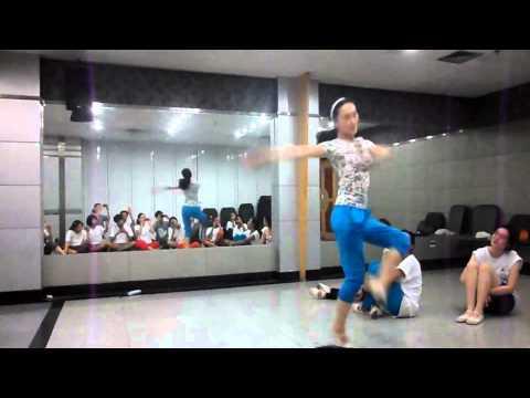 Beijing Scholarship 2013 (Dancing) : Orientation