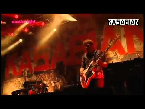Kasabian - Fast Fuse (Live at Gurten)