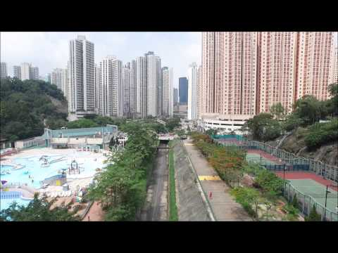 Kowloon Bay by DJI Phantom 3