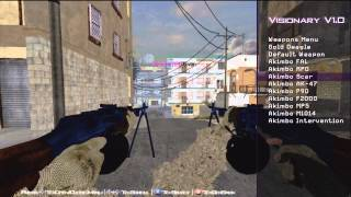 MW2 l TU8 l Visionary V1.0 +Download Link +Source